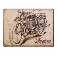 Antique Sign by Indian Motorcycle®