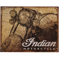 Antiqued Sign by Indian Motorcycle®
