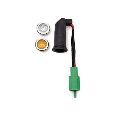 analog tachometer, shift light | cyclepartsnation kawasaki parts
