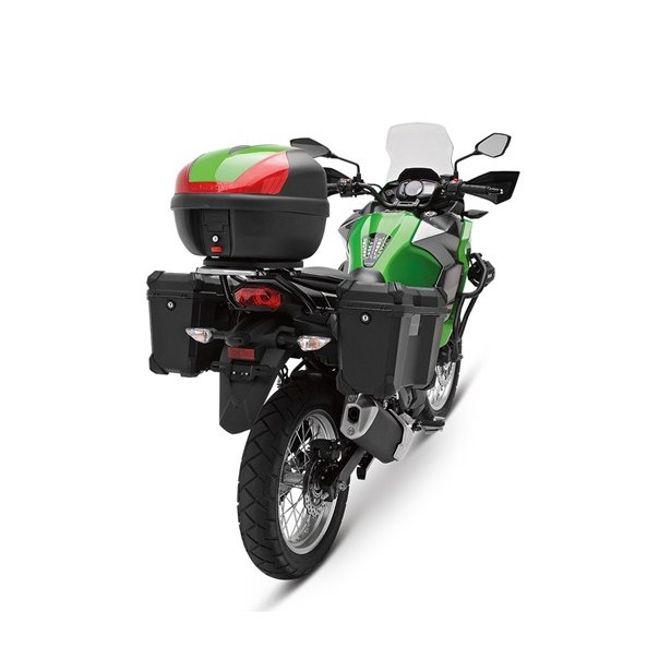 Kawasaki Oem Hard Saddlebags