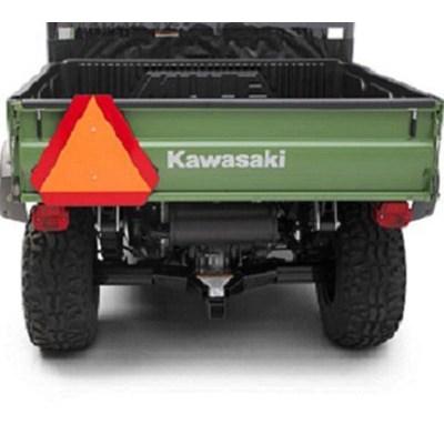 slow moving vehicle sign | cyclepartsnation kawasaki parts nation