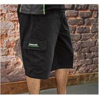 Dickies® Kawasaki 3 Green Lines Cargo Shorts