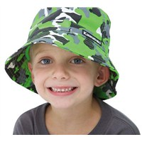 Toddler Camo Bucket Hat
