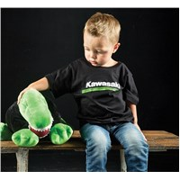 Toddler Kawasaki 3 Green Lines