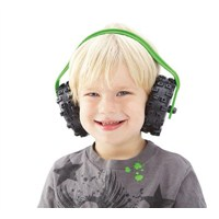 Kawasaki Tire Ear Muffs