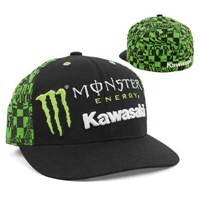 Monster Energy® Kawasaki Geo Cap