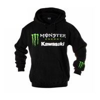 Monster Energy® Kawasaki Hooded Pullover