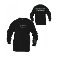 Monster Energy® Kawasaki Crewneck Sweatshirt