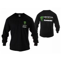 Monster Energy® Kawasaki Long Sleeve T-Shirt