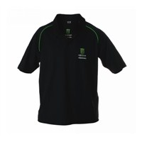 Monster Energy® Kawasaki Moisture Wicking Polo