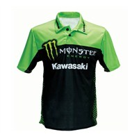 Monster Energy® Kawasaki Sublimated Pit Shirt