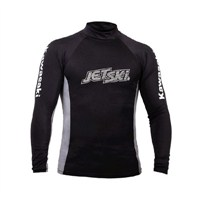 Jet Ski® Ambient Long Sleeve Rash
