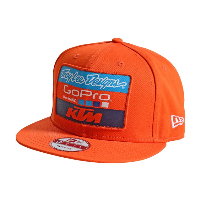 a256f466daee7 KTM TLD FACTORY TEAM HAT