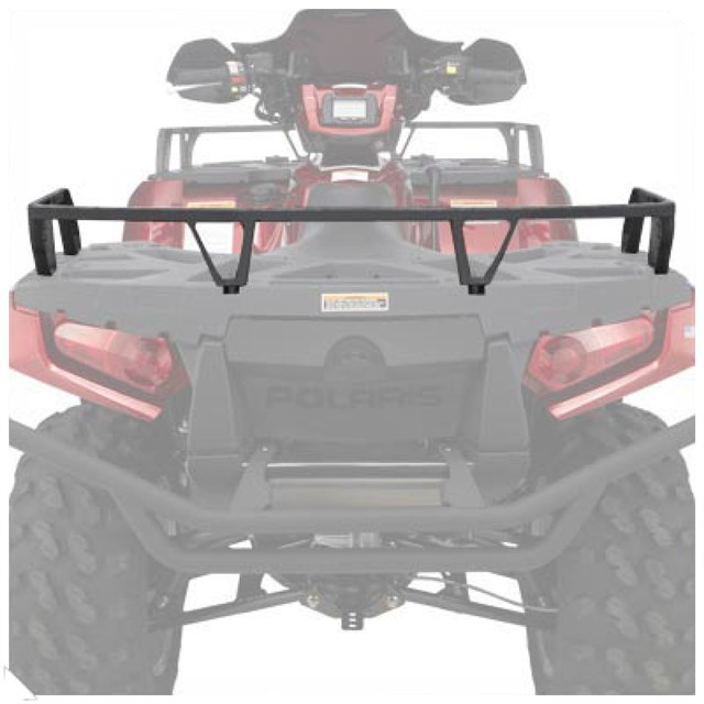 Rear Rack Extender- Black | 2010 Polaris Sportsman 400 HO