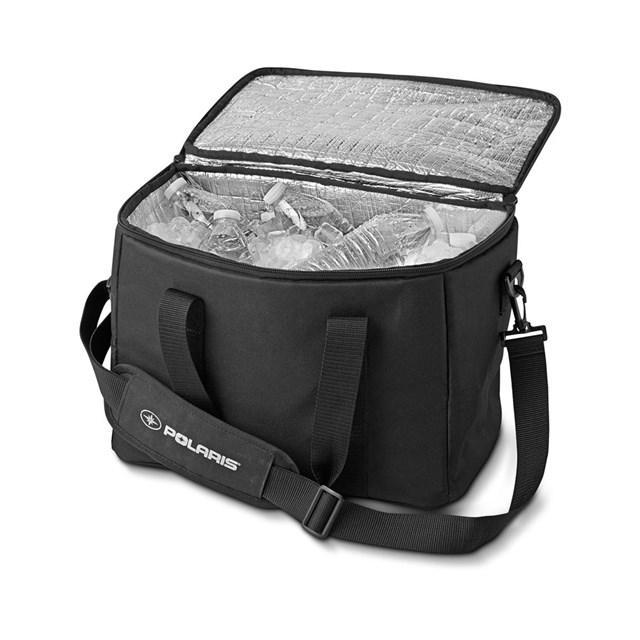 Xl soft side cooler by polaris 2017 polaris sportsman xp for Coole accessoires