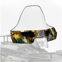 Sportsman Tall Lock & Ride® Windshield, Camo Screen