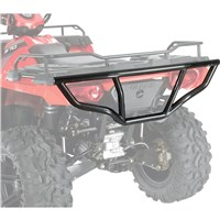 Sportsman® 570 / 450 H.O. Rear Brushguard- Black