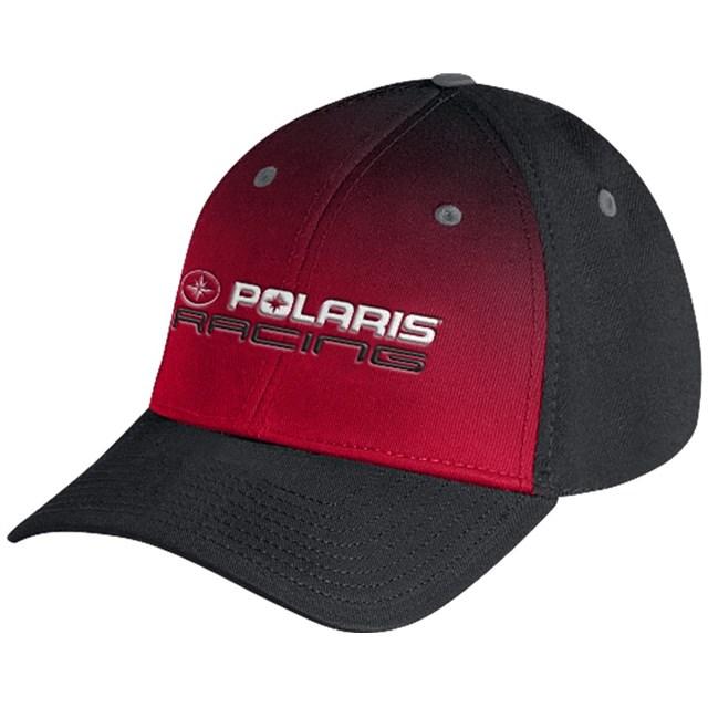 Qualifier Cap - Black/Red by Polaris