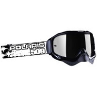 509 FOR POLARIS DIRT PRO GOGGLE, SIGNATURE, BLACK
