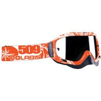 509 FOR POLARIS DIRT PRO GOGGLE, BLOCKADE, ORANGE
