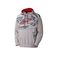 Mens Sand Mountain Hoodie - Light Gray by Polaris