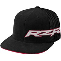 BLACK RZR®'S EDGE HAT BY POLARIS®