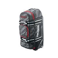 Ogio for Polaris RIG 9800 Roller Bag Subtle Stripe - Black/Red