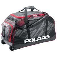 Ogio for Polaris 8800 Trucker Bag Subtle Stripe - Black/Red