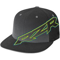 Youth Hardcore Flex Fit Cap, S/M - Black by Polaris