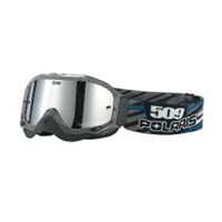 509 DIRT PRO GOGGLE W/CHROME LENS BY POLARIS®