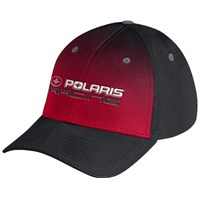 Qualifier Cap - Black/Red by Polaris