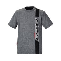RZR® Youth Garage Short Sleeve Tee- Gray by Polaris®