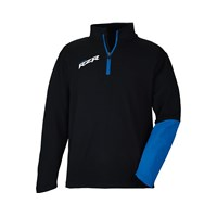 RZR® Youth Lift Quarter Zip- Black/Blue by Polaris®