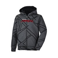 Youth Drift Full Zip Hoodie- Gray