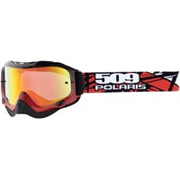 509 Dirt Pro Goggle- Red Tech by Polaris®