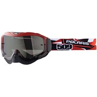 509 Dirt Pro Goggle- Red Fractal by Polaris®