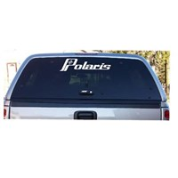 Vinyl Window Sticker by Polaris®