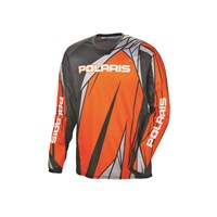 Off-Road Riding Jersey - Orange by Polaris®