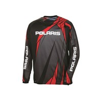 Off-Road Riding Jersey - Red by Polaris®