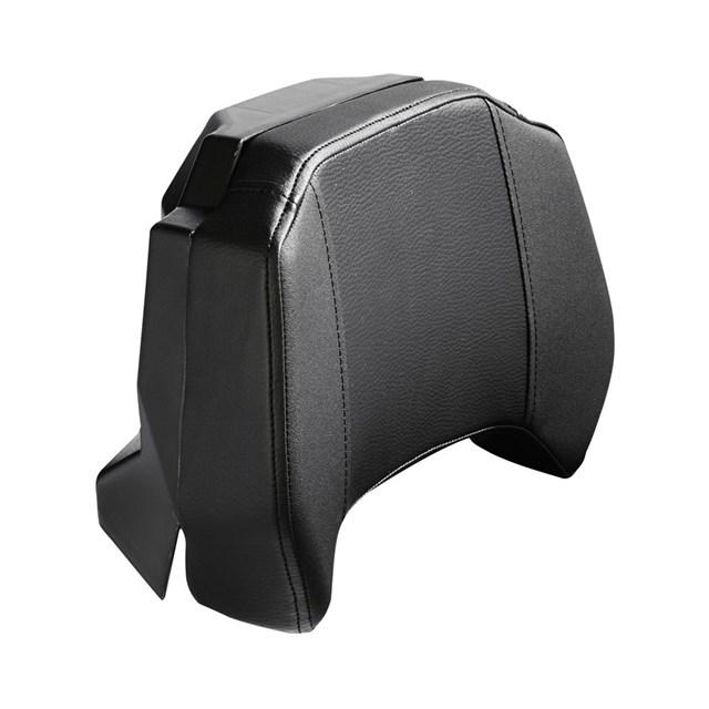 Lock & Ride® Convertible passenger seat backrest - Black
