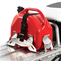 RMK/Voyager/Assault Snowmobile Aluminum Adjustable Fuel Can Rack