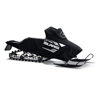AXYS™ Switchback® Snowmobile Canvas Cover - Black
