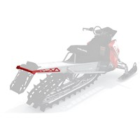 AXYS® Extreme Rear Bumper- Red
