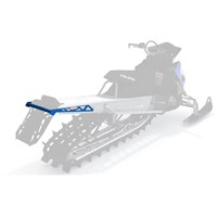 AXYS® Extreme Rear Bumper- Blue