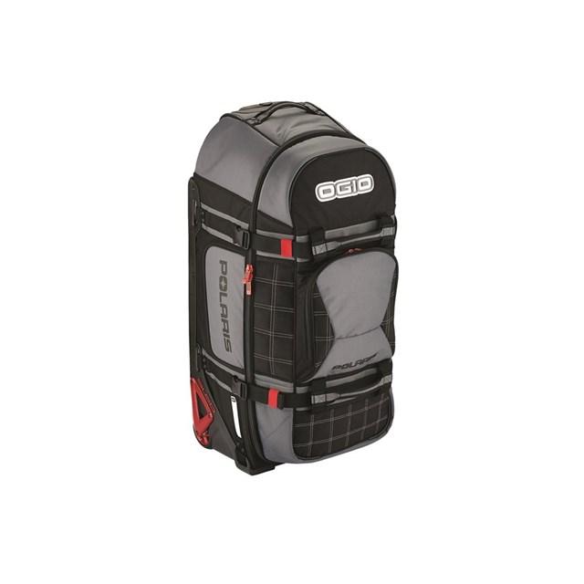 OGIO® 9800 Rolling Luggage Bag - Black/Gray
