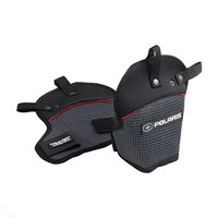 TEK Vest Shoulder Pads - Black