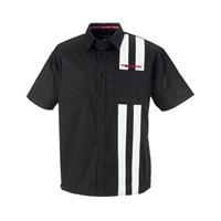 Polaris Eagle River Garage Shirt - Black
