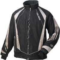 Black Mens Richochet Insulated Jacket
