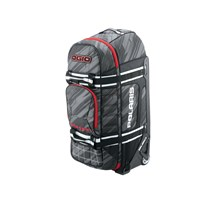 Ogio for Polaris RIG 9800 Roller Bag Subtle Stripe - Black/Red