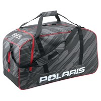 Ogio for Polaris Loader 7600 Bag Subtle Stripe - Black/Red